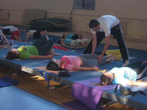 Соматическая гимнастика