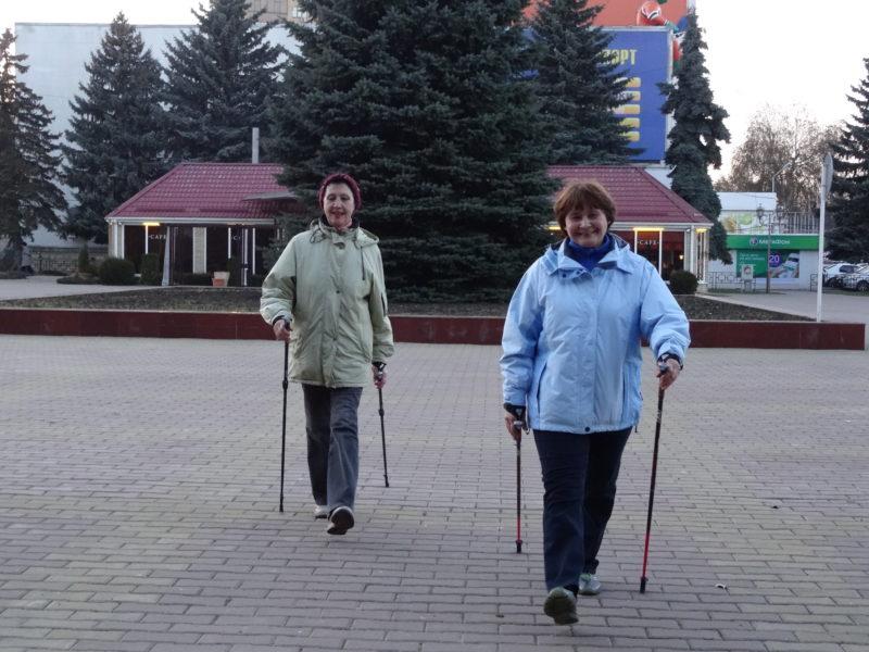 Северная ходьба