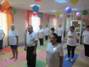 Открытие филиала Академии здорового образа жизни Василия Скакуна в станице Ессентукской Предгорненского района